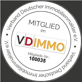 tkiBERLIN | Mitgliedssiegel Verband Deutscher Immobilienmakler e. V.