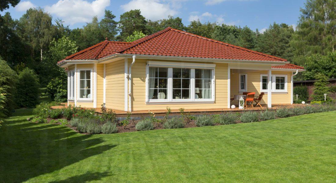 Neuwertig-gepflegter Bungalow auf parkähnlichem Grundstück in wunderschönem Naturidyll 16798 Fürstenberg/Havel, Bungalow