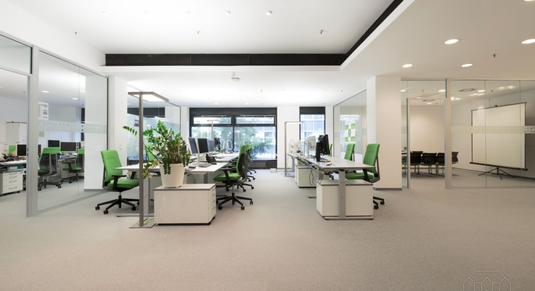 Teilbare (1016 m²), moderne Bürofläche in Bestlage City-West 10623 Berlin, Bürofläche