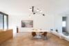 Luxuriöse Ausstattung und hochwertige Möblierung in großartiger Lage - Der Essbereich