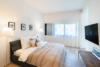 Luxuriöse Ausstattung und hochwertige Möblierung in großartiger Lage - Das Schlafzimmer