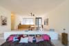 Luxuriöse Ausstattung und hochwertige Möblierung in großartiger Lage - Der Wohnbereich