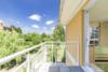 Modernes und gepflegtes Einfamilienhaus in ruhiger Wohnlage - Der Balkon