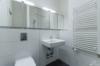 Sanierte 3-Zimmer-Altbauwohnung - 10 Minuten vom Alexanderplatz entfernt - Das Badezimmer