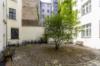 Sanierte 3-Zimmer-Altbauwohnung - 10 Minuten vom Alexanderplatz entfernt - Der begrünte Hof