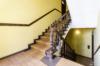 Sanierte 3-Zimmer-Altbauwohnung - 10 Minuten vom Alexanderplatz entfernt - Der Treppenflur