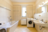 Sehr gepflegte und ruhig gelegene Gartenwohnung in grüner Wohnlage - Das Badezimmer