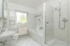 Gepflegtes Mehrfamilienhaus in ruhiger Lage Frohnaus - Badezimmer Whg. 1. OG