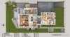 Gepflegtes Mehrfamilienhaus in ruhiger Lage Frohnaus - Grundriss Erdgeschoss