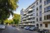 Modernes und komfortables Wohnen in einer ruhigen Seitenstraße des Kurfürstendamms - Straßenansicht