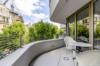 Modernes und komfortables Wohnen in einer ruhigen Seitenstraße des Kurfürstendamms - Einer der Balkone