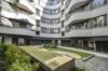 Modernes und komfortables Wohnen in einer ruhigen Seitenstraße des Kurfürstendamms - Der Innenhof
