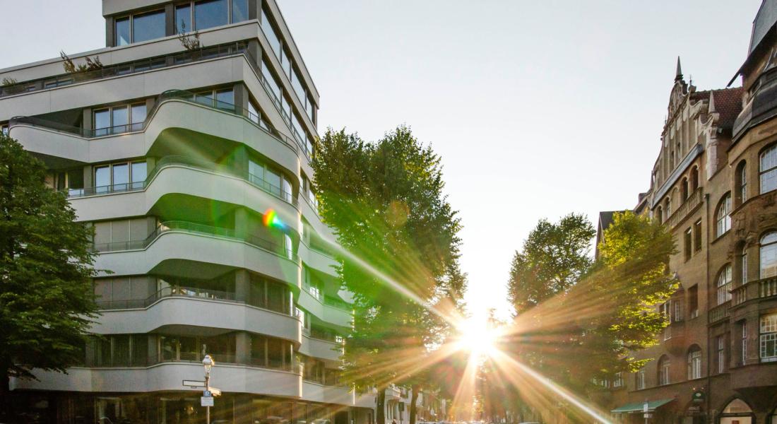 Modernes und komfortables Wohnen in einer ruhigen Seitenstraße des Kurfürstendamms 10629 Berlin, Etagenwohnung