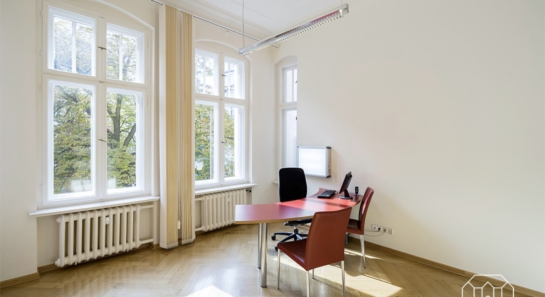 Repräsentative Praxisfläche in renommiertem Ärztehaus Schönebergs 10825 Berlin, Praxis