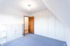 Gepflegte Dachgeschosswohnung mit 3 Zimmern und Balkon in ruhiger und grüner Lage - Das 2. Schlafzimmer