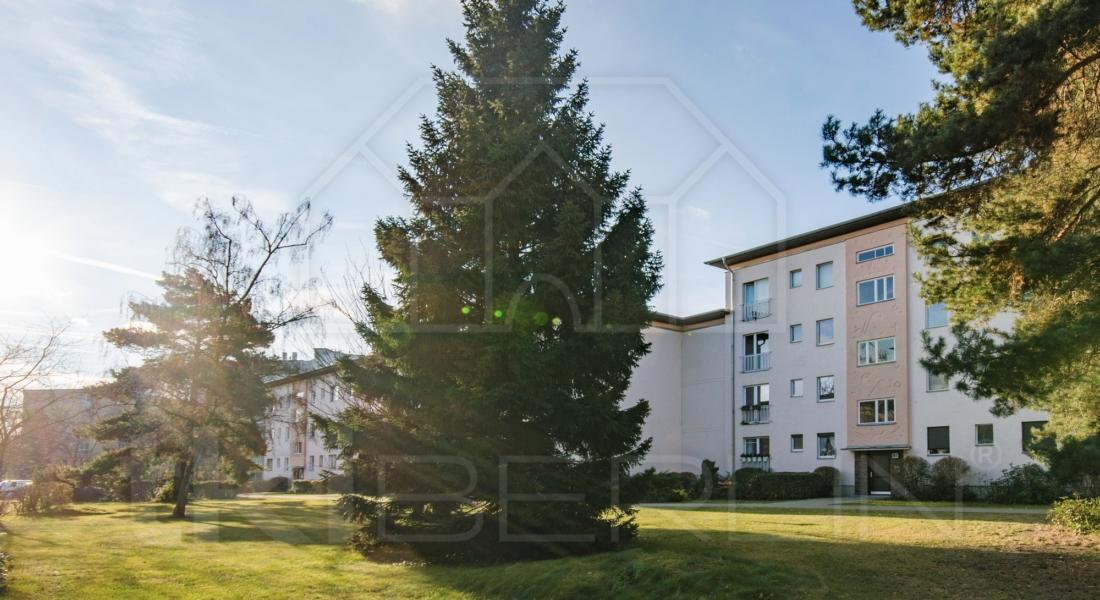 Solide vermietete 2-Zimmerwohnung im grünen Wittenau 13437 Berlin, Etagenwohnung