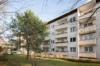 Solide vermietete 2-Zimmerwohnung im grünen Wittenau - Außenansicht auf den Balkon.3