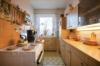 Solide vermietete 2-Zimmerwohnung im grünen Wittenau - Die Küche