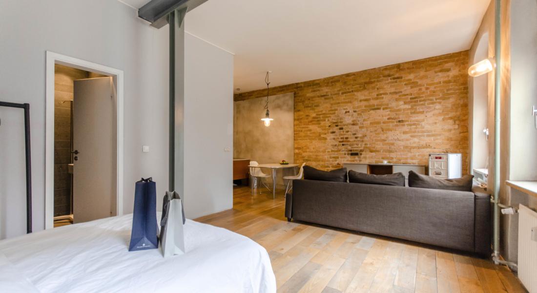 Möbliertes Designerapartment an der Markthalle Neun 10997 Berlin, Etagenwohnung