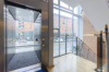 Praktisch geschnittene Bürofläche im Herzen der Innenstadt - Treppenhaus