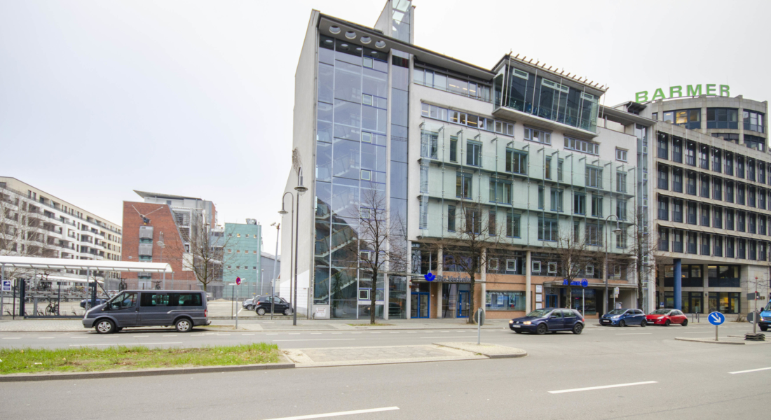 Praktisch geschnittene Bürofläche im Herzen der Innenstadt 10969 Berlin, Bürohaus