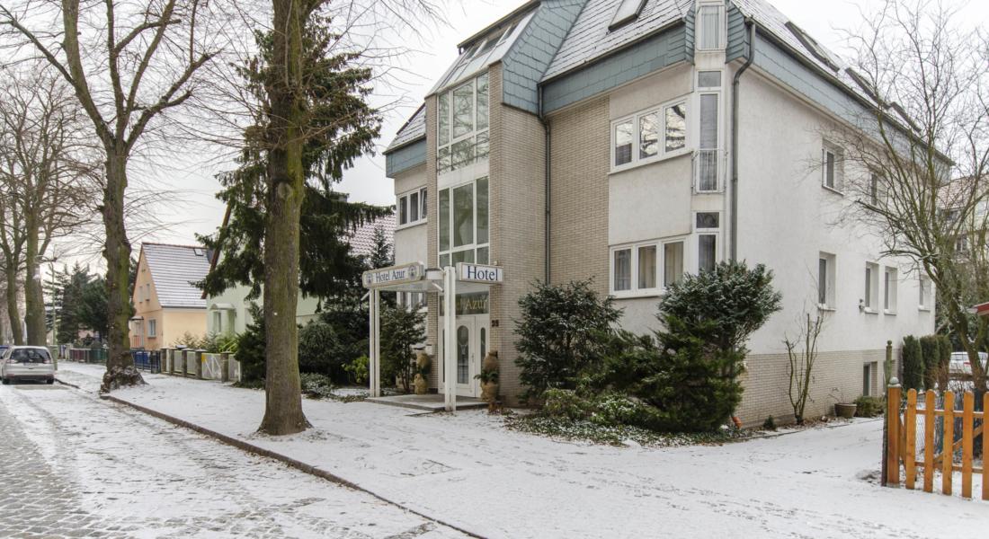 Gepflegtes Hotelgebäude: Ideal geeignet für betreutes Wohnen oder Seniorenresidenz 12621 Berlin, Pensionen