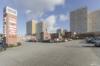 Barrierefreie, hochwertige Gewerbefläche direkt am Helene-Weigel-Platz - Parkplatz vor dem Objekt