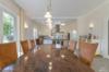 Repräsentative Villa mit vielen Ausstattungshighlights in ruhiger Lage - Der Essbereich