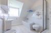 Gepflegtes Reiheneckhaus in ruhiger Wohnlage Hoppegartens - Das Badezimmer