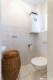 Gepflegtes Reiheneckhaus in ruhiger Wohnlage Hoppegartens - Das Gäste-WC