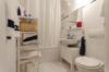 Gepflegte 1-Zimmerwohnung - nur 5 Minuten zu Fuß vom Alexanderplatz - Das Badezimmer