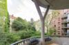 Gepflegte 1-Zimmerwohnung - nur 5 Minuten zu Fuß vom Alexanderplatz - Der Balkon
