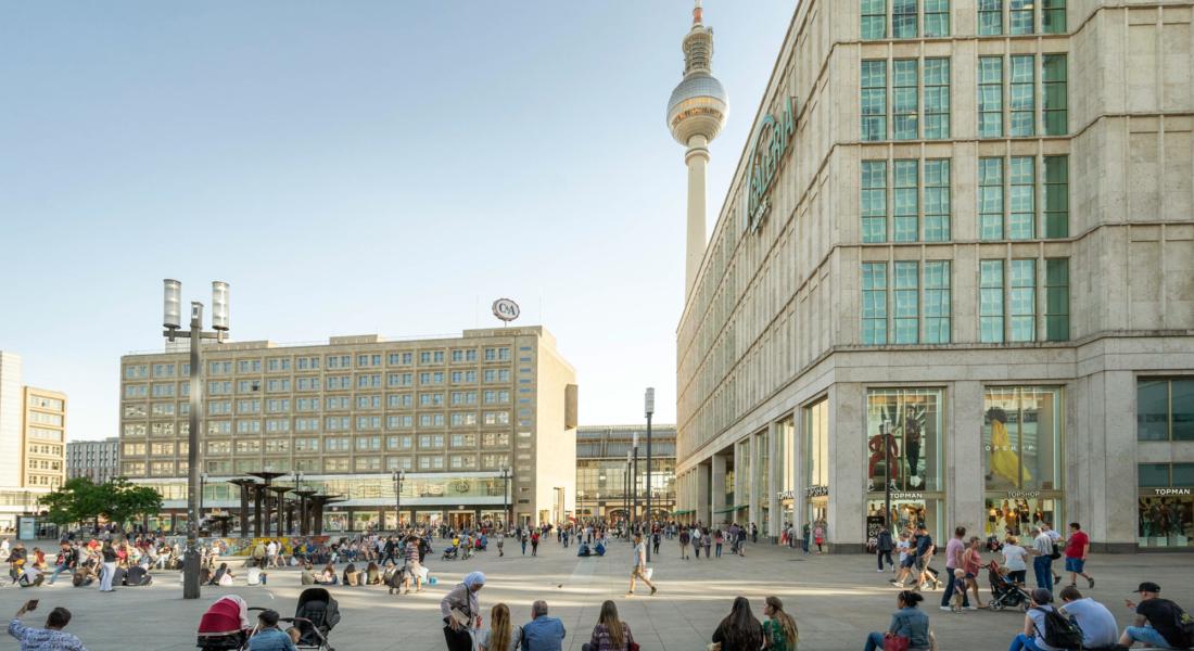 Gepflegte 1-Zimmerwohnung – nur 5 Minuten zu Fuß vom Alexanderplatz 10119 Berlin, Etagenwohnung