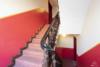 AB SOFORT: Ruhig gelegene 1-Zimmerwohnung nur wenige Schritte vom S-Bhf. Beusselstraße - Der Treppenflur