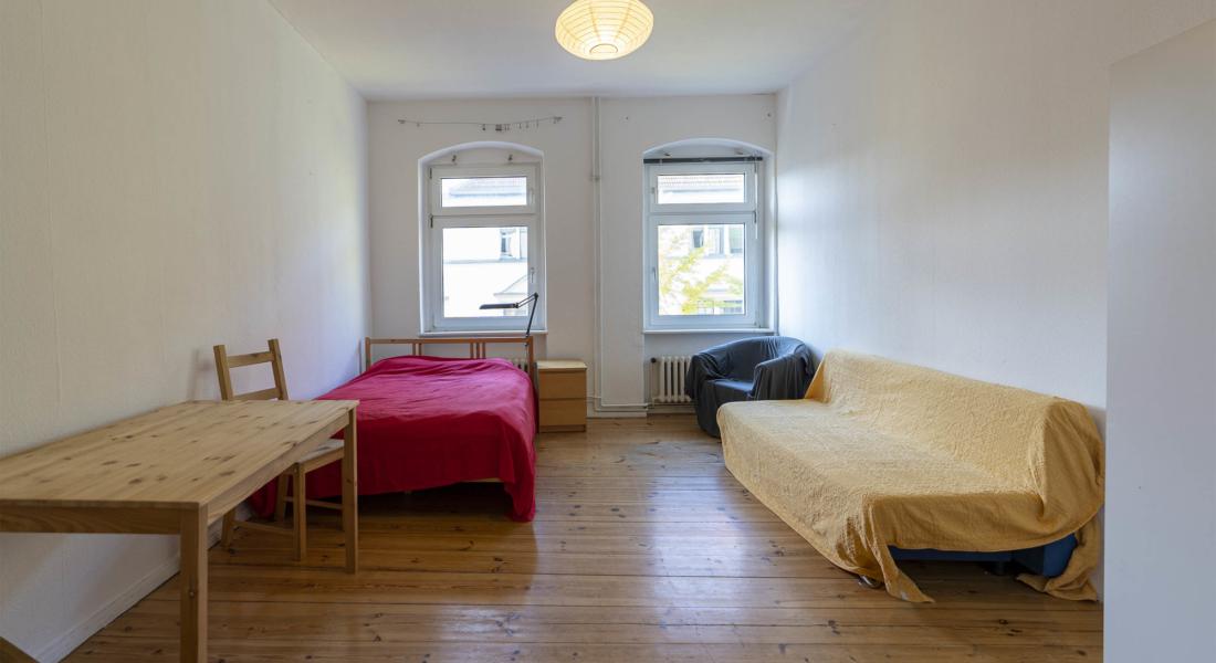AB SOFORT: Ruhig gelegene 1-Zimmerwohnung nur wenige Schritte vom S-Bhf. Beusselstraße 10553 Berlin, Etagenwohnung