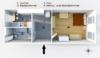 AB SOFORT: Ruhig gelegene 1-Zimmerwohnung nur wenige Schritte vom S-Bhf. Beusselstraße - Grundriss