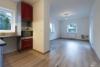 AB SOFORT: Renoviertes Einfamilienhaus mit eigenem Garten und Einbauküche - Der Wohnbereich