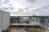 Gepflegtes Penthouse mit Wasserblick und 3 Zimmern - Die Dachterrasse