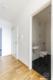 Gepflegtes Penthouse mit Wasserblick und 3 Zimmern - Das Gäste-WC