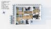Gepflegtes Penthouse mit Wasserblick und 3 Zimmern - Grundriss