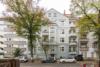 Vermietete Altbauwohnung mit 2 Zimmern und Balkon in ruhiger Lage - Die Außenansicht