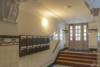 Vermietete Altbauwohnung mit 2 Zimmern und Balkon in ruhiger Lage - Der Eingangsbereich