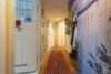 Vermietete Altbauwohnung mit 2 Zimmern und Balkon in ruhiger Lage - Der Flur