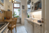 Vermietete Altbauwohnung mit 2 Zimmern und Balkon in ruhiger Lage - Die Küche