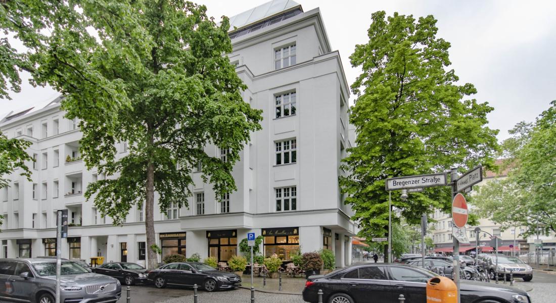 Provisionsfreie, entkernte Gewerbefläche nur 200 m vom Kurfürstendamm entfernt 10707 Berlin, Verkaufsfläche