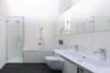Modernes Penthouse mit exklusiver 360°-Dachterrasse, Kamin, 2 Bädern und EBK - Das Hauptbadezimmer