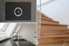 Modernes Penthouse mit exklusiver 360°-Dachterrasse, Kamin, 2 Bädern und EBK - Hochwertig ausgestattet