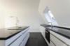 Modernes Penthouse mit exklusiver 360°-Dachterrasse, Kamin, 2 Bädern und EBK - Die offene Küche