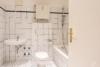 Renovierte 3-Zimmerwohnung in zentraler Lage Mittes - Das Badezimmer
