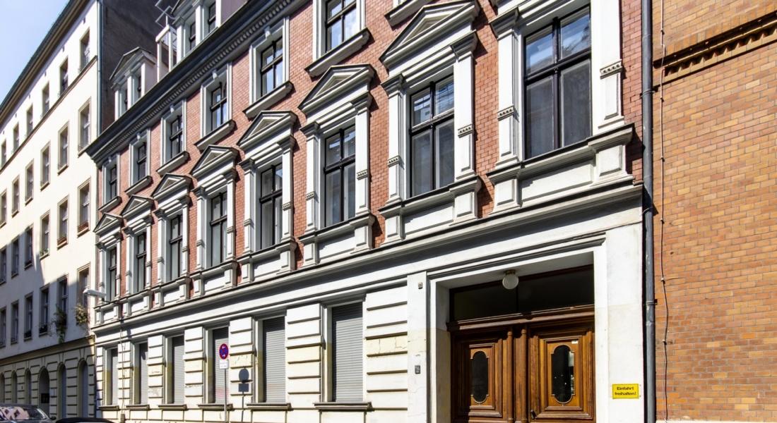Renovierte 3-Zimmerwohnung in zentraler Lage Mittes 10179 Berlin, Dachgeschosswohnung
